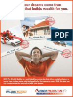 Wealth Builder Leaflet
