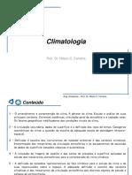 Climatologia Apostila