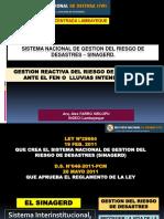 1.- SINAGERD - Gestión Reactiva.pptx