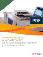 Catalogo Xerox 4112