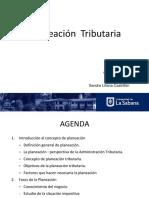 Presentacion Planeación Sabana Semestre 2 2018