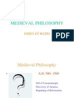 Medieval Philo