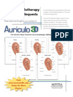 Top 5 Auriculotherapy Charts