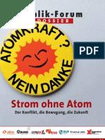 Strom Ohne Atom