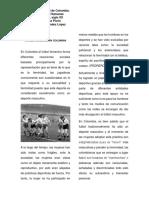 Futbol Femenino en Colombia