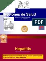 Nociones de Salud Para UDVP