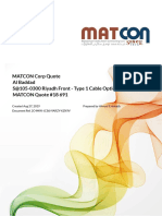 MATCON Quote #18 691 S@105-0300 Riyadh Front - Type 1 Cable Option (3)(1)
