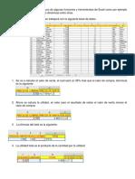 Excel Bases de Datos