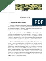 Military Defense Rehabilitaion center