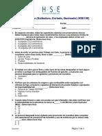 HSE109_Hot Work (Welding, Cutting, Burning)_Test_Feedback(Traducción)