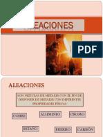 2 ALEACIONES METALICAS