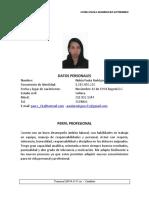 Hoja de Vida Paola Rodriguez
