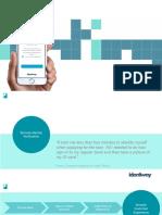 Identiway Web Product Sheet 2018