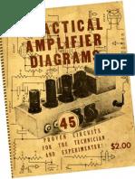 Practical Amplifier Diagrams - Robin & Lipman - 1947
