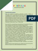 PROYECTO FORTULEE 2019