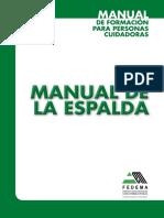 Manual de La Espalda 1