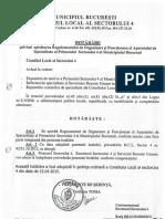 Regulamentul de Functionare 2015