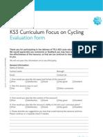 PE 5 Evaluation