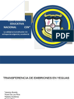 TRANSFERENCIA DE EMBRIONES EN YEGUAS.pptx