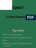 Copy of Critical Reasoning.ppt
