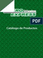 Catalogo Acero Express 2017