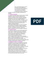 RESUMEN Cap 3 y 4 Libro Economia