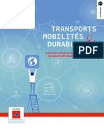 ADEME Transports Mobilites Durables 2018