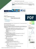 Steps to build career in VLSI