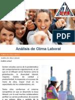 PresentacióN - Analisis de Clima Laboral -Seven Rev 1