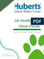 Cat Handling Handbook