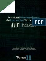 Manual Venezolano de Derecho Tributario Tomo II