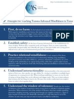 9 Principles to Teach Trauma-Informed Mindfulness to Teens