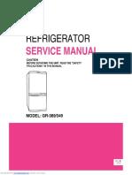 LG GR-389 Service Manual 01