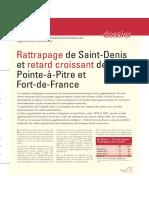 INSEE Revue Economie de La Réunion N°138 - Mars 2012 - Dossier Economie et emploi outre-mer