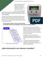 6 Claves Para Entender Los Contadores Digitales - Ecoserveis