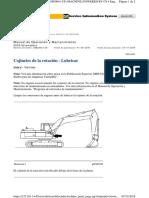 Cojinete de Rotacion - Lubricar 320DL