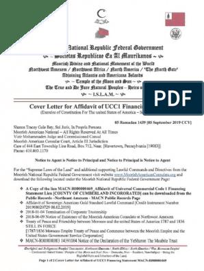 MACN-R000000469_Affidavit of UCC1 Financing Statement