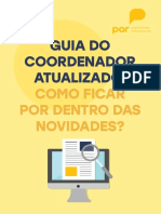 Infografico Guia Do Coordenador Atualizado Como Ficar Por Dentro Das Novidades v2