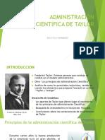 EL TAYLORISMO  PARTE 1 .pdf