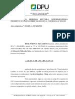 Agravo - Cristian Arzua Ferreira