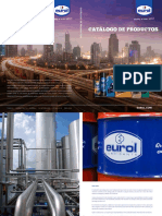 Eurol Catalogo de Productos (Espanol)