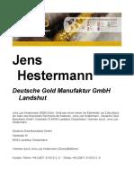 Jens Lutz Hestermann