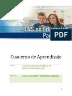 cuaderno aprendizaje