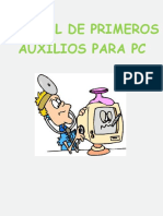 Manual de Primeros Auxilios de Pc