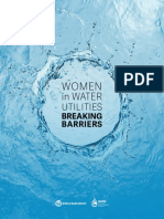 Women in Water Utilities