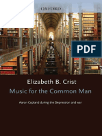 Elizabeth B. Crist - Music for the Common Man