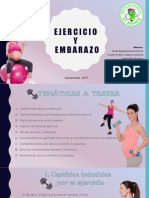 Ejercicio y Embarazo. 11°.pptx