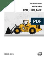 Volvo L150F L220F Tractor Manual