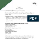 Unidad 3 Procesos de Auditorias