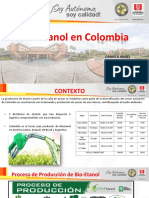 BioEtanol en Colombia